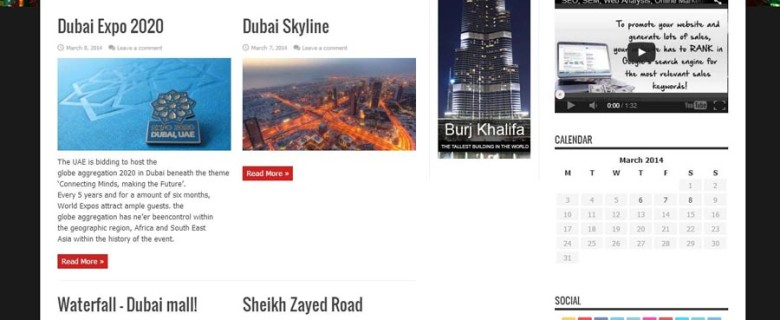 Dubai Wonders , a  complete guide of dubai